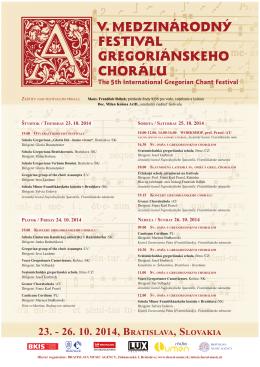 Stiahnuť plagát v PDF - Bratislava Music Agency