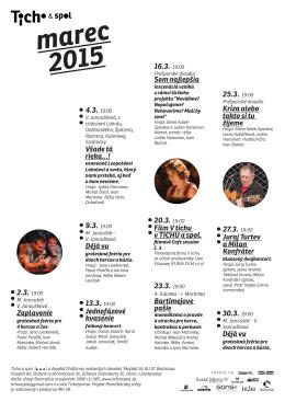 Aktuálny plagát v PDF