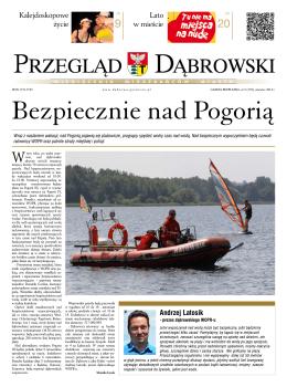 Przegląd Dąbrowski czerwiec 2014