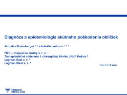 Diagnóza a epidemiológia akútneho poškodenia obličiek.pdf
