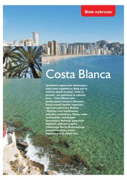 Hiszpania - Costa Blanca