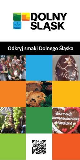 Odkryj smaki Dolnego Śląska