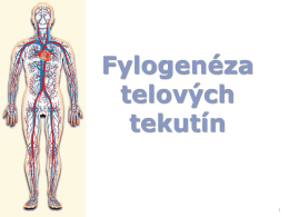 Funkcia telových tekutín