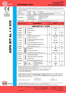 ASPA BIT AL + V S35