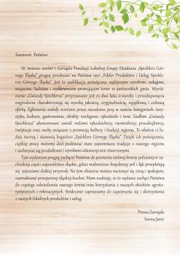 Gwiazdy Spichlerza.indd - Spichlerz Górnego Śląska