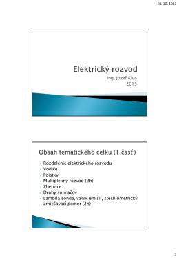 Elektrický rozvod - 1.cast - rozdelenie, vodice, poistky.pdf