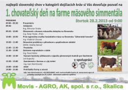 Movis - AGRO, AK, spol. s r.o., Skalica