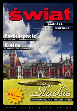 Podkarpacie Kielce - Magazyn Świat