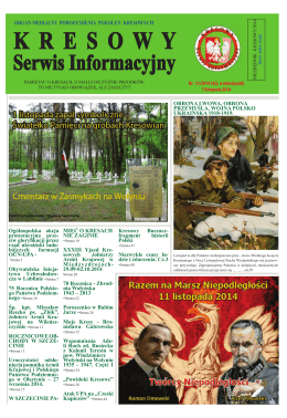 Wejście - Wydanie numer 11/2014 (42)