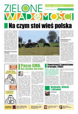 Na czym stoi wieś polska