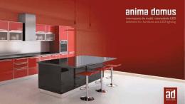 Katalog mini Anima Domus