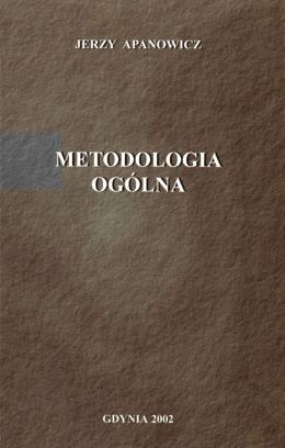 Metodologia ogolna.pdf - Wyższa Szkoła Administracji i Biznesu w