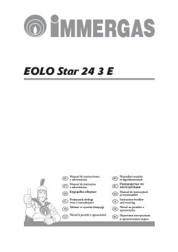 EOLO Star 24 3 E