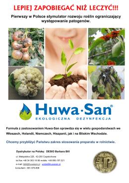 LEPIEJ ZAPOBIEGAĆ NIŻ LECZYĆ!!! - Huwa-San
