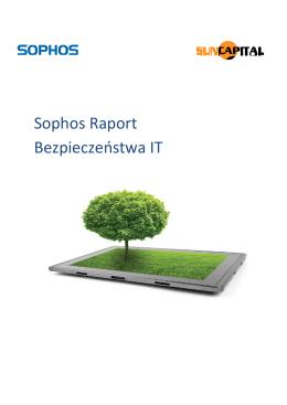 Sophos Raport Bezpieczeństwa IT
