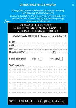 Instrukcja obsługi TTB - 6652-100-200-ST