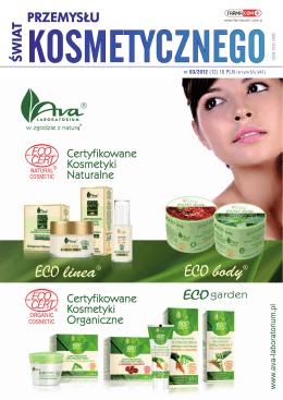 nr 03/2012 - Świat Przemysłu Kosmetycznego