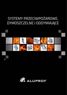 Systemy przeciwpożarowe i dymoszczelne