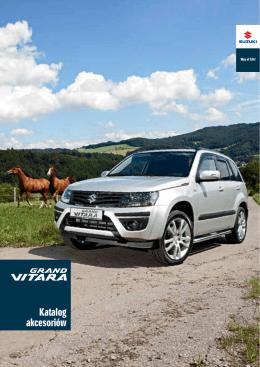 Katalog akcesoriów - Suzuki Motor Poland