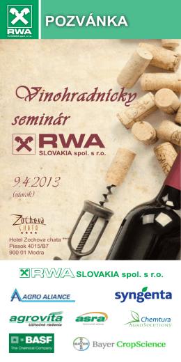 Vinohradnícky seminár