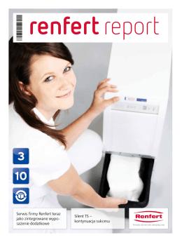 Serwis firmy Renfert teraz jako zintegrowane wypo