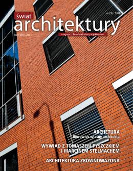 swiat 13 - Świat Architektury