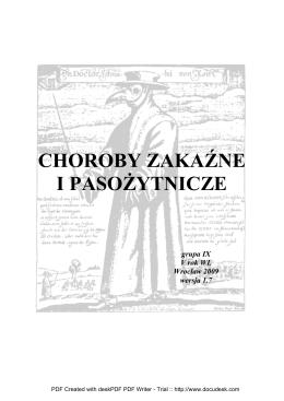HISTORIA CHOROBY - Klinika Ambroziak