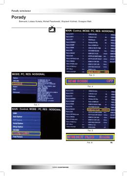 """""""pdf"""" z grafiką - Serwis Elektroniki"""