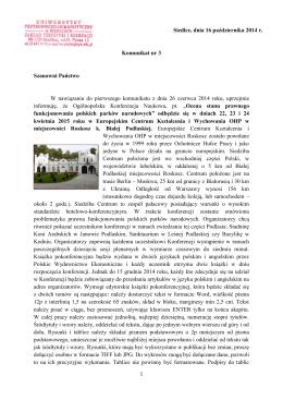 Pobierz - IV Ogólnopolska Konferencja Naukowa