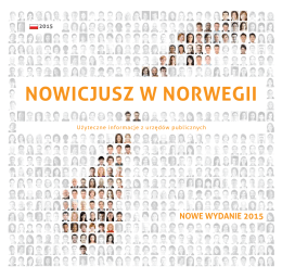 Nowicjusz w Norwegii 2015
