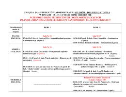 Kurs projektowania i aranżacji wnętrz I stopnia (w tym