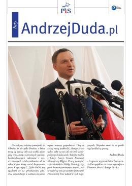 Listy AndrzejDuda.pl #2