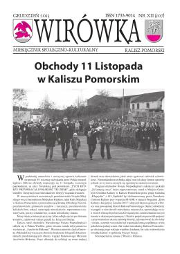 2013.12 Wirowka.pdf - MGOK Kalisz Pomorski
