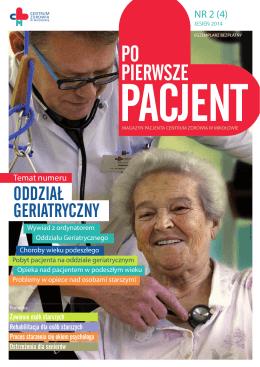 Nr 2/2014 - Centrum Zdrowia w Mikołowie sp. z oo