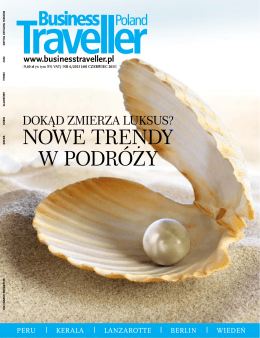BT_6_2013 - Business Traveller Poland