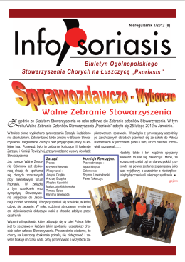 InfoPsoriasis - luszczyca.org.pl