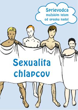 Sexualita chlapcov - Informačné centrum mladých