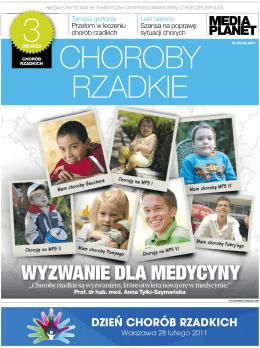 Rzeczpospolita 28Luty 2011 Choroby rzadkie