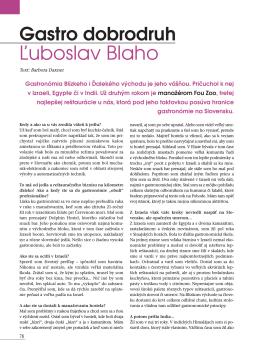 Ľuboslav Blaho