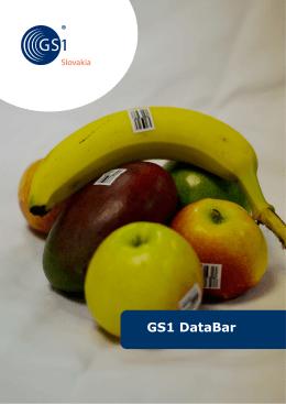 GS1 DataBar v kocke