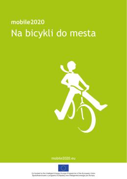 Na bicykli do mesta