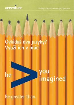 Ovládaš dva jazyky? Využi ich v práci