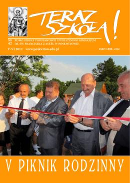 V PIKNIK RODZINNY - Szkoła Podstawowa