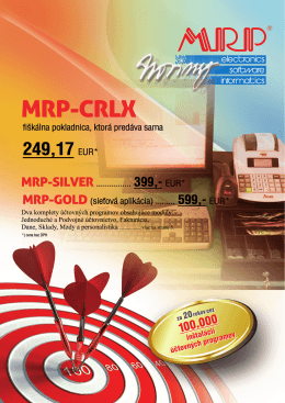 MRP-Company