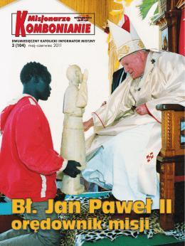 Bł. Jan Paweł II Bł. Jan Paweł II