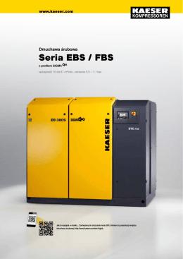 Seria EBS / FBS - Kaeser Kompressoren