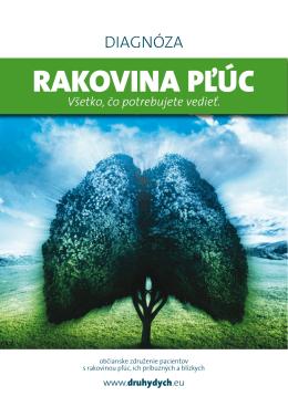 RAKOVINA PĽÚC - letakyPreZdravie.sk
