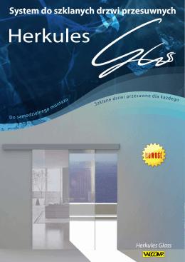 System do szklanych drzwi przesuwnych
