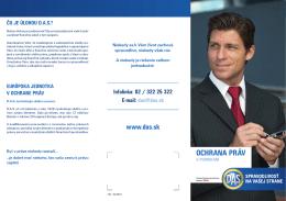 Ochrana práv v podnikaní