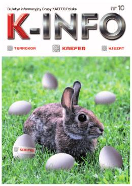 Pobierz PDF - Kaefer S.A.